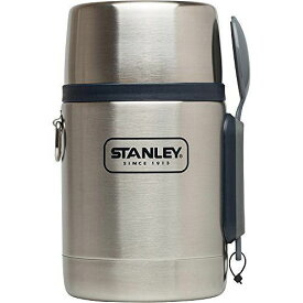 【キャッシュレス5%還元対象】STANLEY(スタンレー) 真空フードジャー 0.53L シルバー 01287-024 (日本正規品)