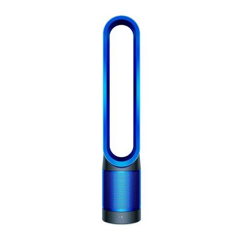 ダイソン 空気清浄機能付 タワーファン dyson Pure Cool Link TP02IB アイアン/サテンブルー