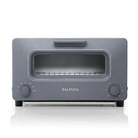 バルミューダ スチームオーブントースター BALMUDA The Toaster K01E-GW(グレー) オーブントースター オーブン トースト おしゃれ スタイリッシュ シンプル パン焼き パン 朝食 家電 調理家電 新生活 プレゼント