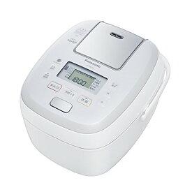パナソニック 1升 炊飯器 圧力IH式 おどり炊き ホワイト SR-PB188-W