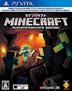 Minecraft:PlayStationVitaEdition/Vita/VCJS10010/A全年齢対象