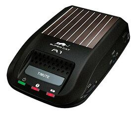 【キャッシュレス5%還元対象】ユピテル レーダー探知機 A1 一体型/ソーラータイプ/コンパクト