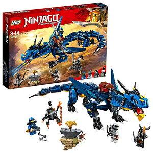 ニンジャゴー 70652 ジェイとイナズマ・ドラゴン