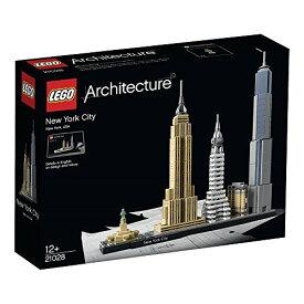 レゴ アーキテクチャー ニューヨーク 21028