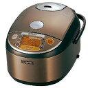 【72時間限定エントリーでポイント3倍】象印 圧力IH炊飯器 1升 ステンレスブラウン NP-NY18-XJ