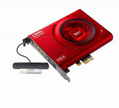 Creative サウンドカード ヘッドホンアンプ搭載 PCIe Sound Blaster Z 再生リダイレクト対応 24bit/192kH 【ファイナルファンタジーXIV: 新生エオルゼア Windows版 推奨】 SB-Z