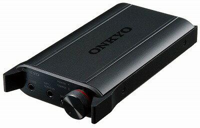 ONKYO ポータブルヘッドホンアンプ DAC搭載 ブラック DAC-HA200(B)