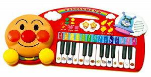 【5月1日限定 全商品ポイント3倍】アンパンマン ノリノリおんがく キーボードだいすき おもちゃ 玩具 知育 遊具 勉強 知育玩具 男の子 女の子 プレゼント 誕生日 子供 こども