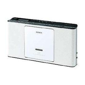 【キャッシュレス5%還元対象】ソニー CDラジオ ホワイトSONY ZS-E80-W