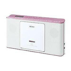 ソニー CDラジオ ピンクSONY ZS-E80-P