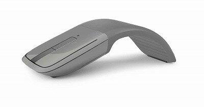 マイクロソフト ワイヤレス Bluetooth アーチ型 マウス Arc Touch Bluetooth Mouse 7MP-00008【送料無料】