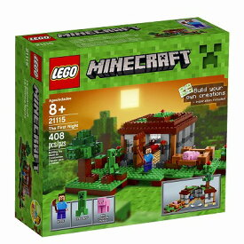 レゴ マインクラフト グッズ LEGO 21115 The First Night