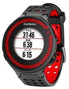 GARMIN(ガーミン) Fore Athlete220J BlackRed【日本正規品】 114764【送料無料】
