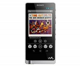 【キャッシュレス5%還元対象】SONY ウォークマン ZXシリーズ 128GB ハイレゾ音源対応 Android搭載 シルバー NW-ZX1/S ソニー
