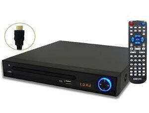 プロテック BEX HDMI端子搭載 リージョンフリー CPRM対応 DVDプレーヤー(HDMIケーブル付き) BSD-M2HD-BK【送料無料】