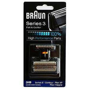 ブラウン シェーバー 網刃・内刃コンビパック 31B ( F/C31B と互換品 F/C590S と同一品 ) 並行輸入品
