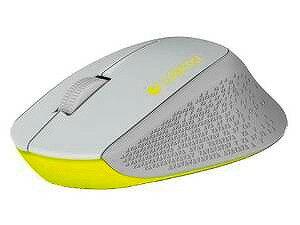 ロジクール ロジクール ワイヤレスマウス m280 グレー M280GY