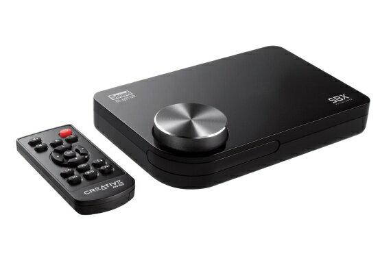 Creative Sound Blaster X-Fi Surround 5.1 Pro r2 USBオーディオインターフェース 再生リダイレクト SB-XFI-SR5R2