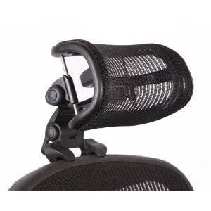 アーロンチェアー専用ヘッドレスト メッシュタイプ Herman Miller Aeron Chair用ヘッドレスト