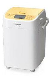 【キャッシュレス5%還元対象】Panasonic ホームベーカリー 1斤タイプ イエロー SD-BH1000-Y