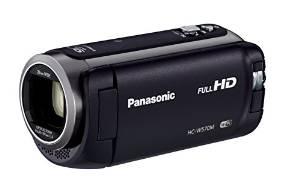 Panasonic HDビデオカメラ W570M ワイプ撮り 90倍ズーム ブラック HC-W570M-K【送料無料】