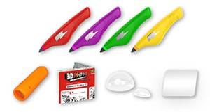 3Dドリームアーツペン イマジネーションセット(4本ペン)【送料無料】