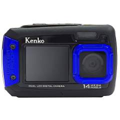 Kenko 防水デュアルモニターデジタルカメラ DSC1480DW IPX8相当防水 1.5m耐落下衝撃 434758【送料無料】