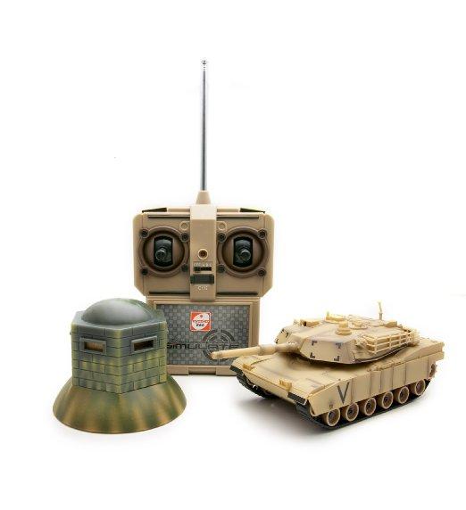 対戦型IR戦車 シミュレート M1A2エイブラムス【送料無料】