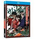 【送料無料】サムライチャンプルー Blu-ray BOX (PS3再生・日本語音声可) (北米版) (2011)