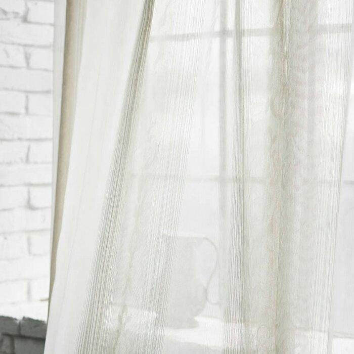 【送料無料】オーダーカーテン▼レースソフトウェーブ縫製(下部3ッ巻仕様)フラット片開き▼【幅501〜600×高さ181〜200cm】川島織物セルコンFELTAシリーズFT6653〜6654FELTAフェルタ