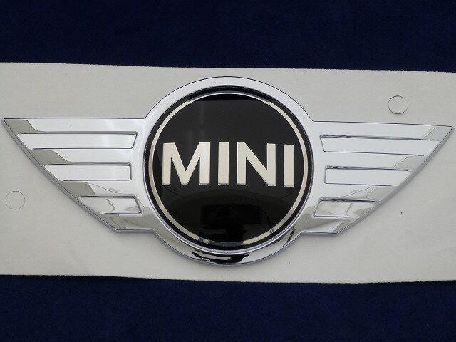 BMW MINI純正フロントエンブレムR55/56/57/58/59
