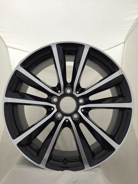 Mercedes-Benz純正 Aクラス (W176) /Bクラス(W246)アルミホイール 7.5JX18インチ 24640106007X23