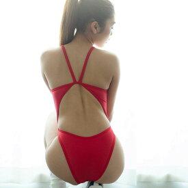 競泳水着 コスチューム REALISE リアライズ 【N-0331】 トライアングルバックスイムスーツ / Triangle Back Swimsuit(Wカレンダー加工) 【送料無料】【売れ筋】【オススメ】