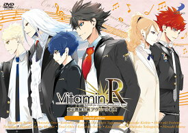 VitaminR 東京凱旋公演アヴニール組曲イベントDVD D3P WEB SHOP限定版