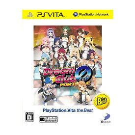 ★☆SALE・50%OFF・封入特典付☆★【PSV】ドリームクラブZEROポータブル PlayStation Vita the Best