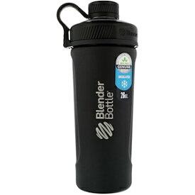 ブレンダーボトル ステンレス 26オンス 780ml 漏れない プロテインシェーカー ブラック Blender Bottle だっちょん先生 筋トレ ウェイトトレーニング ボディビル フィジーク ボディメイク パーソナルトレーニング ベンチプレス スクワット チンニング デッドリフト