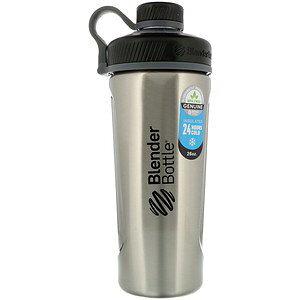 ブレンダーボトル ナチュラル ステンレス 26オンス 780ml 漏れない プロテインシェーカー Blender Bottle だっちょん先生 筋トレ ウェイトトレーニング ボディビル フィジーク パーソナル