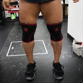 谷野ジム オリジナル ニーサポーター スクワット 筋トレ ウエイトトレーニング YANO'S GYM スクワットの必需品 膝の保護 ひざサポーター ニースリーブ レッグプレス フィジーク ボディビル ベストボディ サマースタイル