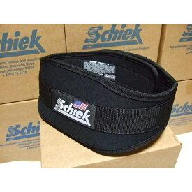 幅広の6インチタイプ Schiek シーク リフティングベルト Model4006 ブラック 筋トレの必需品! ウエイトトレーニングに最適なトレーニングベルト パワー・フィッジーク・ボディビル・腹筋・背筋・腹圧を高めて腰痛予防に。