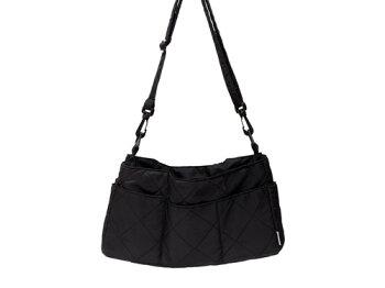 ベビーカーバッグ【ダディッコストローラーオーガナイザー】軽量ハングバッグマザーズバッグ用バッグインバッグ