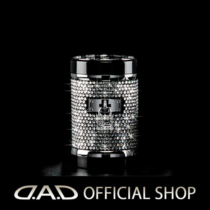 D.A.D LUXURY アッシュボトル タイプ EXEパドロック クリスタルGARSON ギャルソン DAD 4571259529940