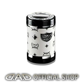 D.A.D LUXURY アッシュボトル タイプ ディルス ホワイトGARSON ギャルソン DAD 4560318706330 灰皿 車用 ドリンクホルダー対応