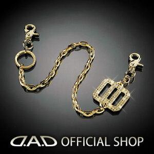 D.A.D GARSON ギャルソン DAD ウォレットチェーン SAC045-01 GARSON ギャルソン DAD