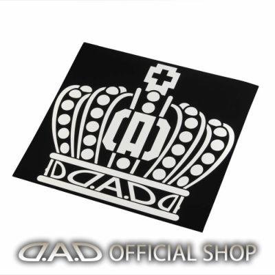 D.A.D クラウンステッカー 【サイズ:SS】[ST123] GARSON ギャルソン DAD