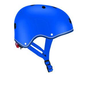 GLOBBER グロッバー LED ライト 付き ヘルメット | プロテクター 自転車 おしゃれ かわいい キックボード キックスクーター キッズ ベビー 子ども こども 子供用 幼児 2歳 3歳 ジュニア