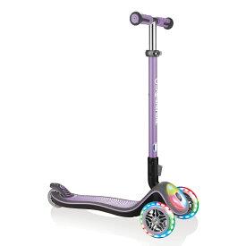 GLOBBER グロッバー エリート デラックス ライト   キックボード ブレーキ付 3輪 光る 子供 キッズ ブレーキ キックスクーター 乗用玩具 三輪車 3歳 4歳 5歳 男の子 女の子 おしゃれ かわいい ギフト プレゼント 誕生日