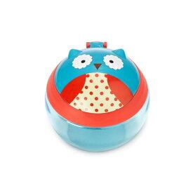 SKIP HOP スキップホップ アニマル スナックカップ | おやつ お菓子 容器 ベビー 赤ちゃん お菓子入れ ケース ハンドル付き 自分で持てる お菓子ケース おうち時間 動物 どうぶつ