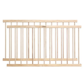 farska ファルスカ ジョイントパネル NEO 120cm (SG) | ジョイント プレイペン サークル ベビーサークル プレイヤード ベビーゲート 置くだけ 自立式 階段 キッチン 柵 赤ちゃん ベビー おしゃれ 木製