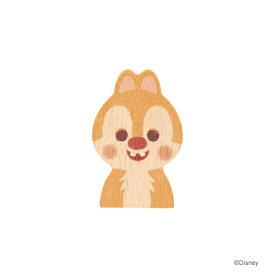 Disney|KIDEA ディズニーキディア デール ( キデア キディア 積み木 つみき 積木 木のおもちゃ 木製玩具 知育玩具 ギフト 出産祝い 誕生日 プレゼント おしゃれ インテリア ディズニー ベビー キッズ チップとデール 赤ちゃん 1歳 1歳半 2歳 3歳 )