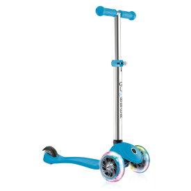 GLOBBER グロッバー プリモライト | キックボード 3輪 光る 子供 キッズ ブレーキ キックスクーター 乗用玩具 三輪車 3歳 4歳 5歳 男の子 女の子 おしゃれ かわいい ギフト プレゼント 誕生日
